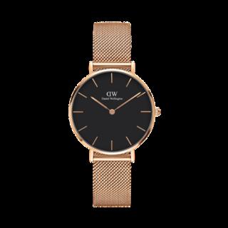 Daniel Wellington Classic Petite Melrose 32mm BlackFace Watch