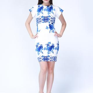Reign Floral Dress