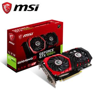 MSI GeForce GTX 1050 Ti Gaming ...
