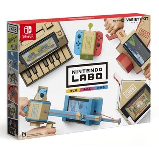 Nintendo Switch Labo Toy-Con 01 Variety Kit