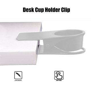 Smart Desk Cup Holder - White