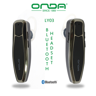 ONDA LY03 In-Ear Bluetooth Headset - Black