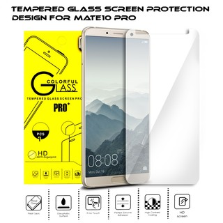 Tempered Glass Film Screen Protector for Huawei Mate 10 Pro