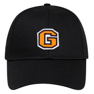 GIORDANO MEN'S PATCH COTTON CAP