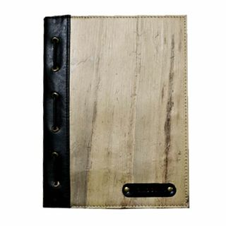 J&L Spes Notebook Medium (Black)