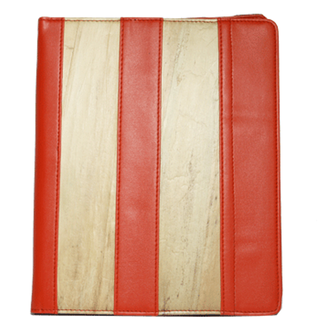 J&L iPad Cover H (Red)