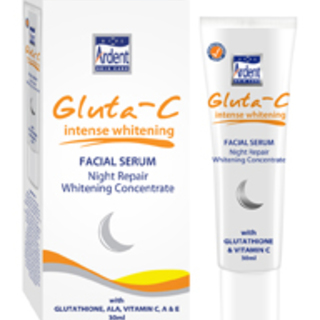 Gluta-C Intense Whitening Facial Night Serum (30ml)