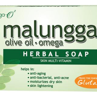 Moringa- O2  Malunggay Herbal Soap (60 gms)