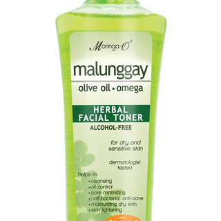 Moringa- O2  Malunggay Herbal Facial Toner (100ml)