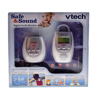 Safe and Sound Digital Audio Baby Monitor