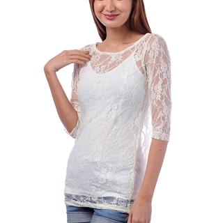 Kj- Lace (White)