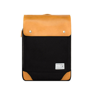 Venque Flatsquare HER Laptop Bag - Black