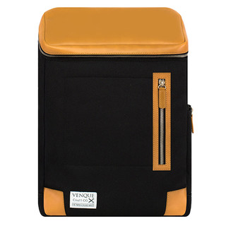 Venque Amsterdam Laptop Backpack - Black