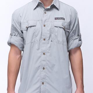 Lagalag Fieldtec long sleeves - Gray