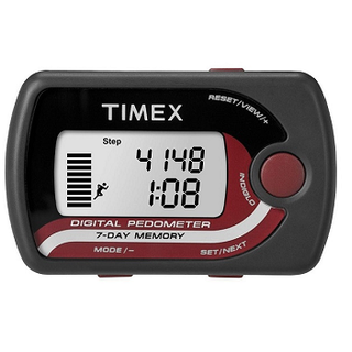 Timex Pedometer Accelerometer Chronograph Watch (T5K632)