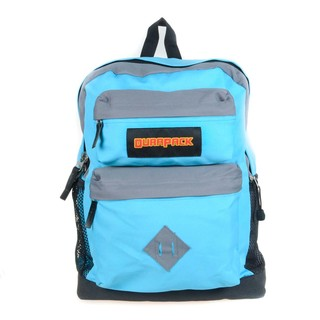 DURAPACK CYBER HERO BACKPACK (LIGHT BLUE/GRAY)