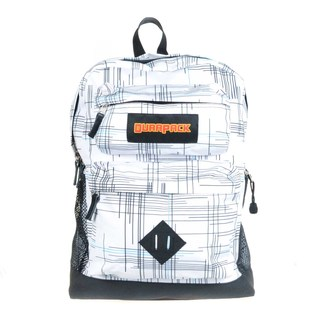 DURAPACK CYBER HERO BACKPACK (ACHROMIC)