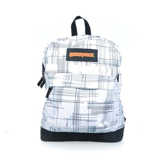 DURAPACK STUDENT HERO BACKPACK (ACHROMIC)