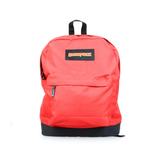 DURAPACK STUDENT HERO BACKPACK (RED)