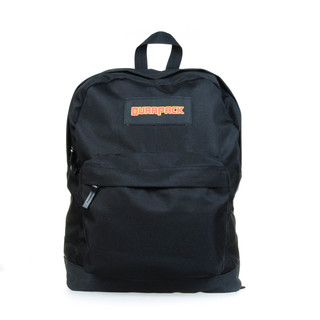 DURAPACK STUDENT HERO BACKPACK (BLACK)