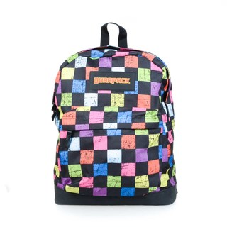 DURAPACK STUDENT HERO BACKPACK (CHROMATIC BLACK)