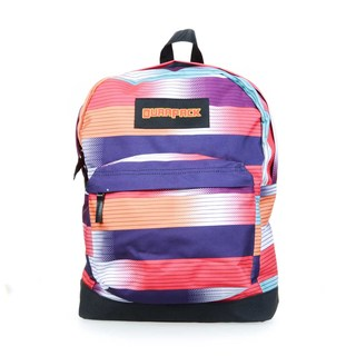 DURAPACK STUDENT HERO BACKPACK (STRIPE TRIO)