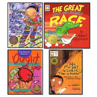 Award-Winning Children's Books Bundle of 4