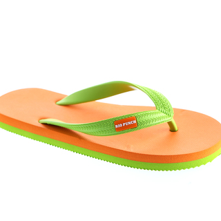 Hotflopz RIOPUNCH 2 TONE Women's (ORG/LIME)