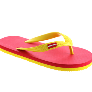 Hotflopz RIOPUNCH 2 TONE Women's (RED/YEL)
