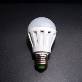 Greensprouts - LED Bulb 5W - (Cool White) by Greensprouts