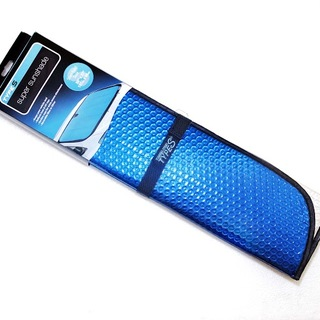 SUPER SUN SHADES-TYPE S (Blue and Silver)