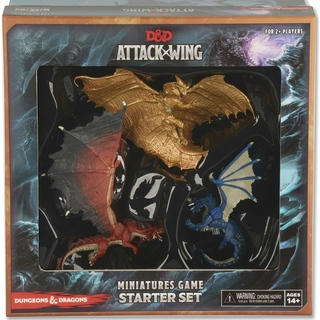 Dungeons and Dragons Attack Wing Starter SEt