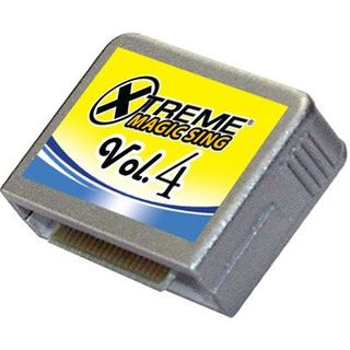 XTREME MAGIC SING XTREME COLLECTION VOLUME 4 (SILVER)