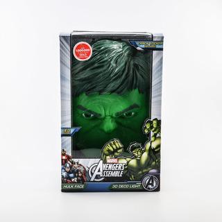 Marvel 3D Deco Light Hulk Head