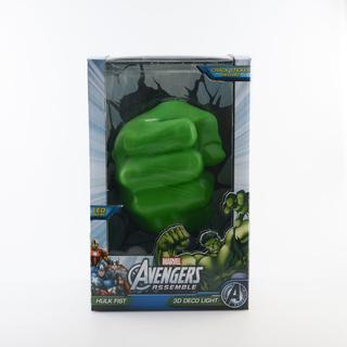 Marvel 3D Deco Light Hulk Fist