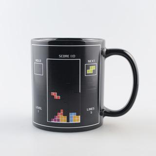 Iyach Heat Activated Mug Tetris