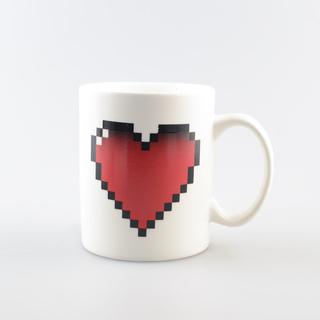 Iyach Heat Activated Mug Heart