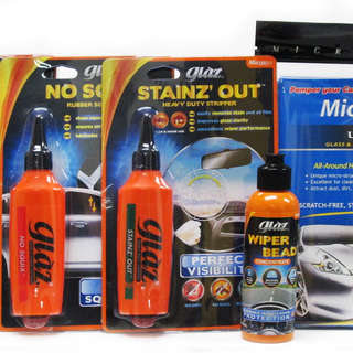 Microtex PACKAGE CAR CARE KIT LAZ-800C (SET OF 5)