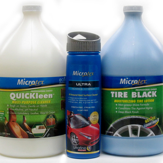 Microtex PACKAGE CAR CARE KIT LAZ-2000B (SET OF 3)