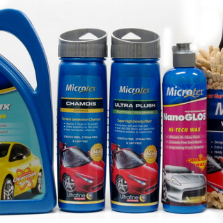 Microtex PACKAGE CAR CARE KIT LAZ-1500C (SET OF 5)