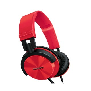 Philips DJ monitor style headphones with mic -  (SHL3005-00)