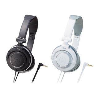 Audio Technica Style Portable Headphones (ATH-SJ55)