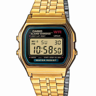 CASIO DIGITAL WATCH (A159WGEA-1DF)