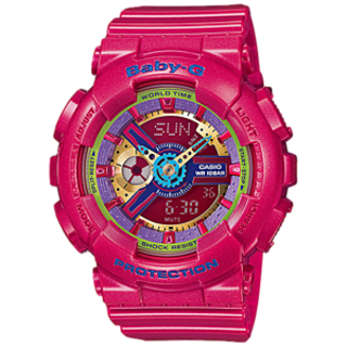 CASIO BABY G WATCH (BA-112-4A)