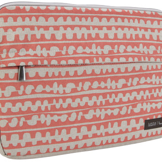 "Targus Bags 14"" Laptop Sleeve (Padded laptop pouch)  (TLS027AP-50) Lina - Coral"