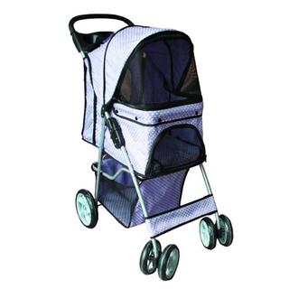 4-Wheel Pet Dog Stroller PS4-005