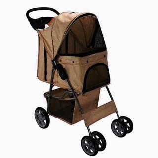 4-Wheel Pet Dog Stroller PS4-004