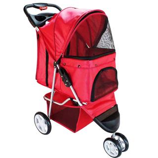 3-Wheel Pet Dog Stroller PS3-004