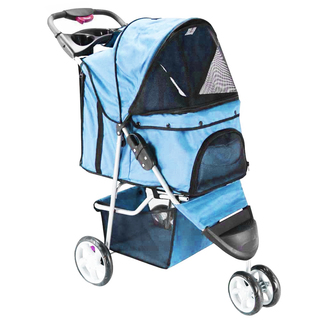 3-Wheel Pet Dog Stroller PS3-002
