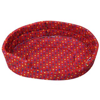 Nunbell Paws Pattern Pet Dog Bed PB-002-M
